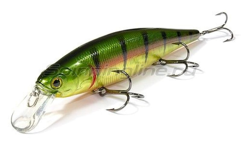 Lucky Craft - Воблер Pointer 128 Aurora Gold Northern Perch 884 - фотография 1