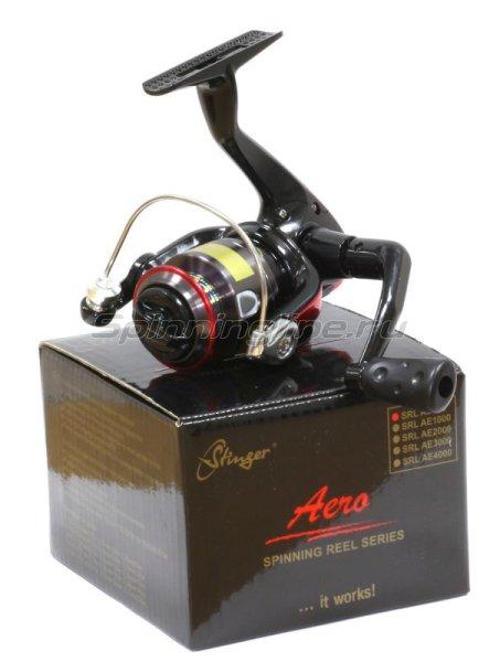 Stinger - Катушка Aero 4000 - фотография 7