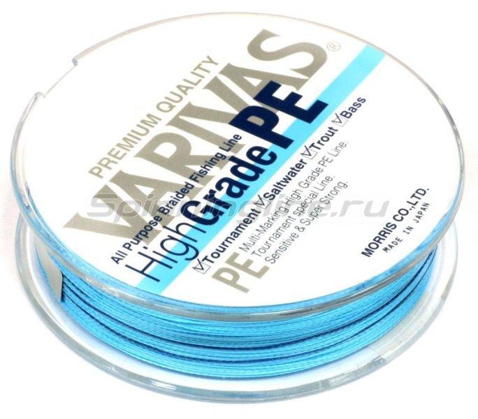 Varivas - Шнур High Grade PE 150м 0.6 blue - фотография 2