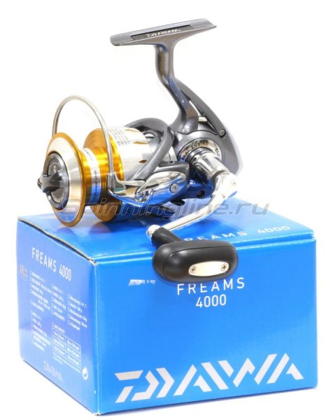 Катушка Freams-11 4000 -  6