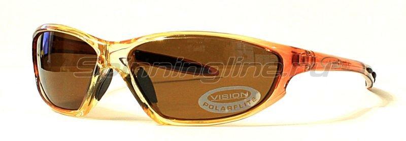 Очки Vision GT Brown VWF31 - фотография 1