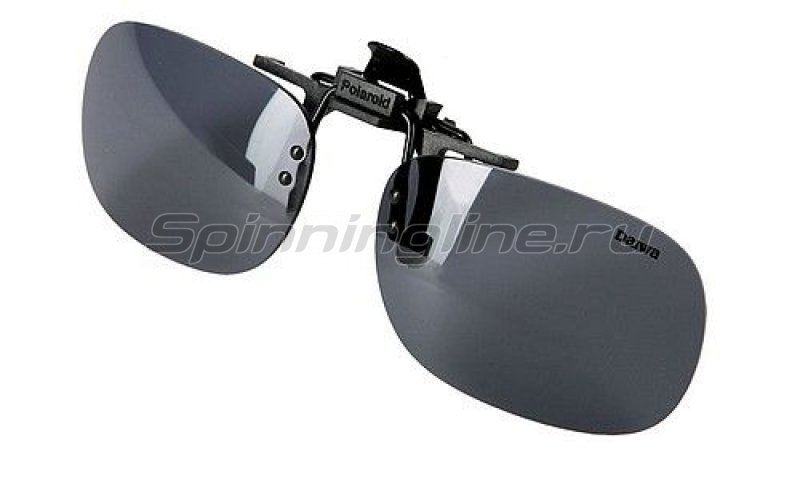 Накладки на очки Daiwa Polarised Clip-Ons Dark Grey - фотография 1