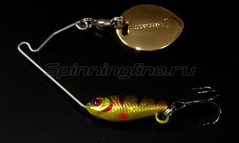 Lucky Craft - Areas 1/8 Aurora Gold Northern Perch 884 - ���������� 1