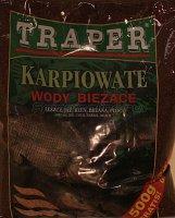 Прикормка Traper Karpiowate проточная вода 2.5кг