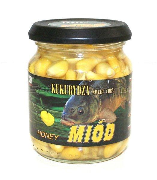Кукуруза консервированная в заливке, мед 125гр -  1