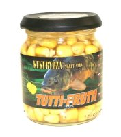 Кукуруза консервированная в заливке, тутти-фрутти 125гр