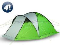 Палатка туристическая с традиционным каркасом Ideal 400 Aluminium