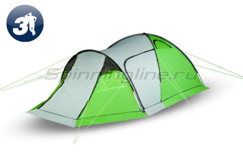 World of Maverick - Палатка туристическая с традиционным каркасом Ideal Comfort - фотография 1