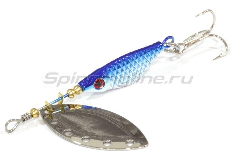 Extreme Fishing - Блесна Absolute Obsession 9гр SBlue-S - фотография 1