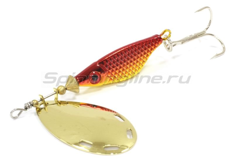 Extreme Fishing - Блесна Obsolute Obsession 9гр GRed-G - фотография 1