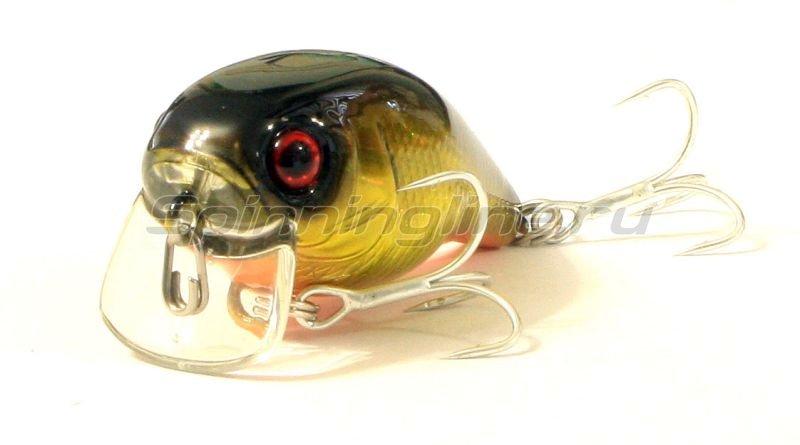 Jackall - Воблер Chubby 38F SSR hl gold&black - фотография 1