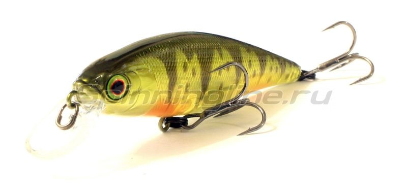 Jackall - Воблер Squad Minnow 95 ghost g perch - фотография 1