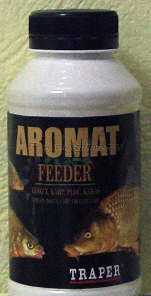 Ароматизатор Traper Aromat Фидер 250мл - фотография 1
