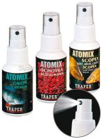 Ароматизатор Traper Атомикс Спрей Красный червь 50мл