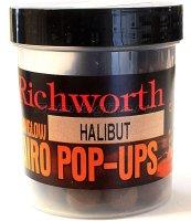 Бойлы Richworth Airo Pop-Up 14мм Halibut