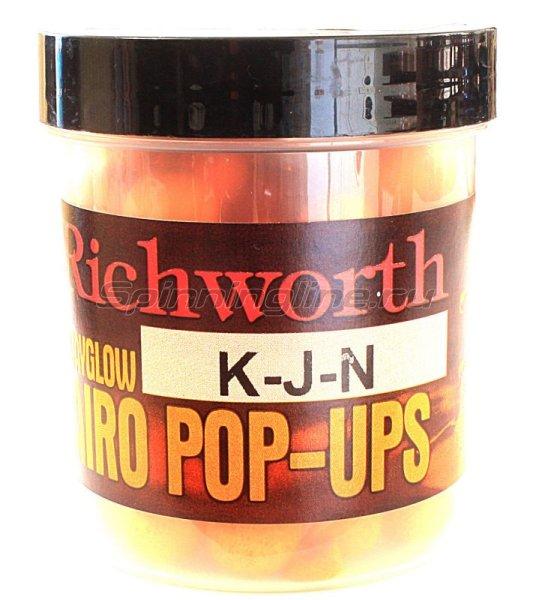 Richworth - Бойлы Airo Pop-Up 14мм K-J-N - фотография 1