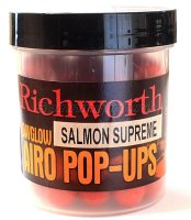 Бойлы Richworth Airo Pop-Up 14мм Salmon Supreme