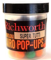 Бойлы Richworth Airo Pop-Up 14мм Super Tutti