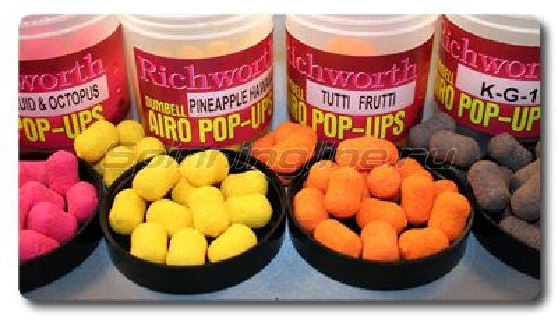 Richworth - Бойлы Airo Dumbell Pop-Up 80гTutti Frutti - фотография 1