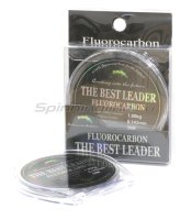 Флюорокарбон Fluorocarbon The Best Leader 30м 0.121мм