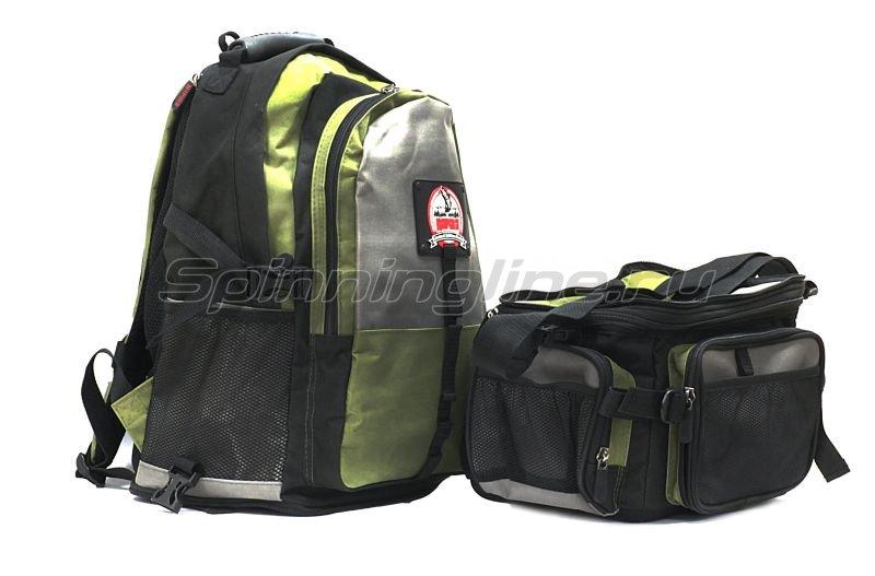 Рюкзак Rapala 3-in-1 Combo Bag -  4