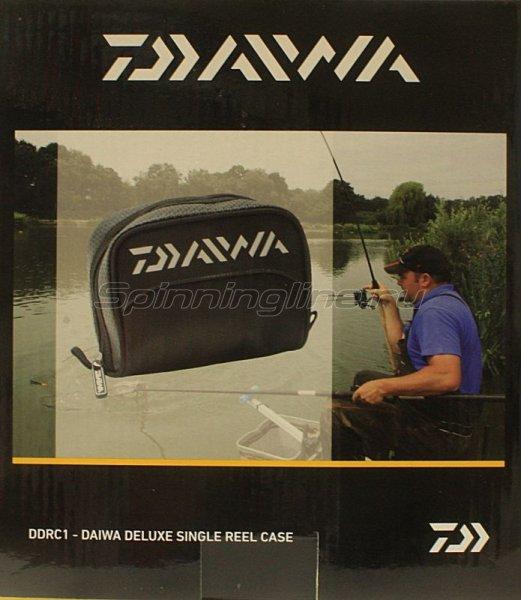 Чехол для катушки Daiwa DeLuxe Single Reel Case - фотография 2