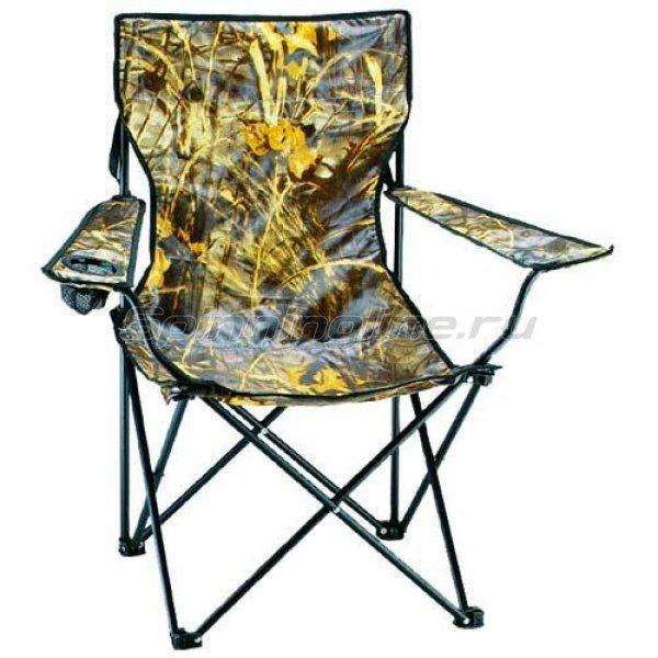 Кресло складное Holiday HI-Back Camou Max4 - фотография 1