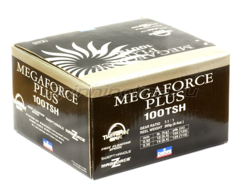 Катушка Megaforce Plus 100 TSH -  5
