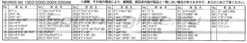 Daiwa - Катушка Revros MX 2004W - фотография 5