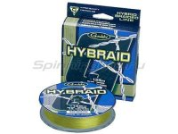 Шнур G-Hybrid Braided Yellow 135м 0.18мм