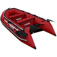 Лодка ПВХ HDX Oxygen 280 AL красная