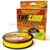 Шнур Dura Cast yellow 274м 0,33мм