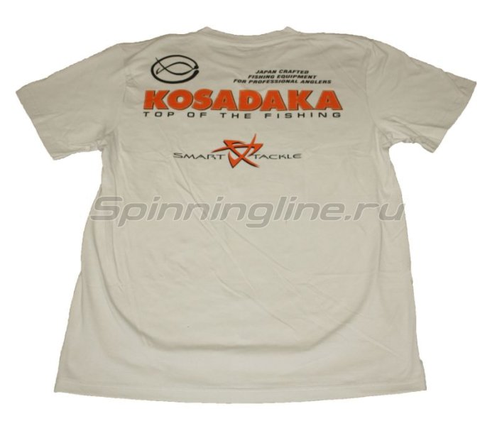 Футболка Kosadaka бежевая XL -  2