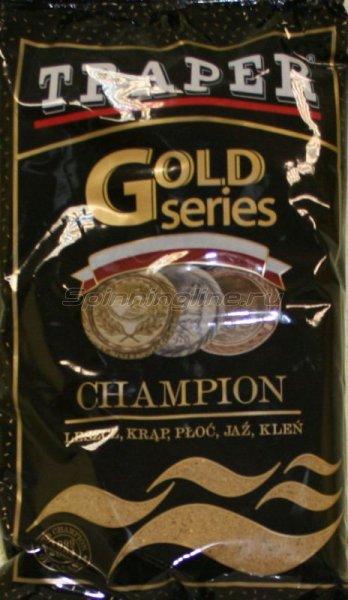 Прикормка Traper Gold Champion 1кг -  1