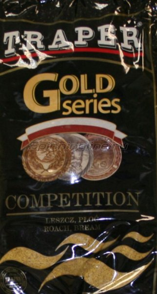 Прикормка Traper Gold Competition 1кг -  1