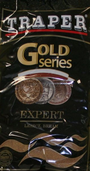 Прикормка Traper Gold Expert 1кг -  1