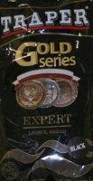 Прикормка Traper Gold Expert black 1кг