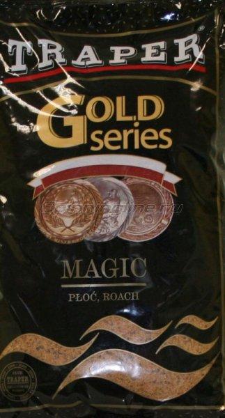 Прикормка Traper Gold Magic 1кг - фотография 1