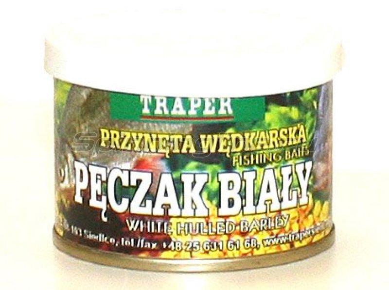 Насадка Traper консервированная перловка белая 70гр - фотография 1