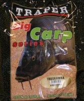 Прикормка Traper Big Carp Клубника 2,5кг