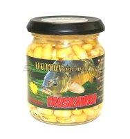 Кукуруза консервированная в в заливке, клубника 125гр