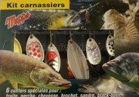 Набор блесен KIT Carnassiers