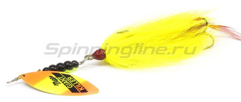 Блесна Giant Tandem Mouche Yellow -  1