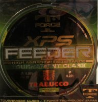 Леска T-Force XPS Feeder Plus 150м 0,221мм