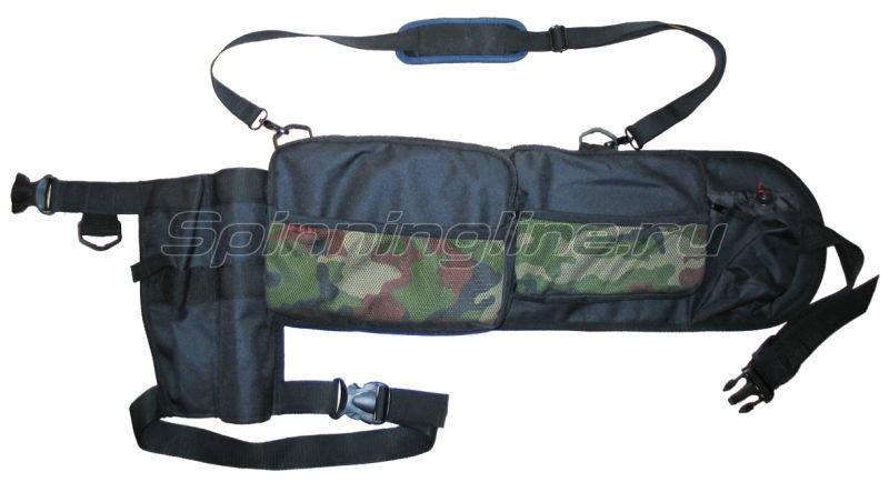 IdeaFisher - Пояс-держатель удилища+сумка спиннингиста Stakan 2 - фотография 1