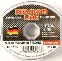 Монофильная леска Phantom Line Strong Cameleon