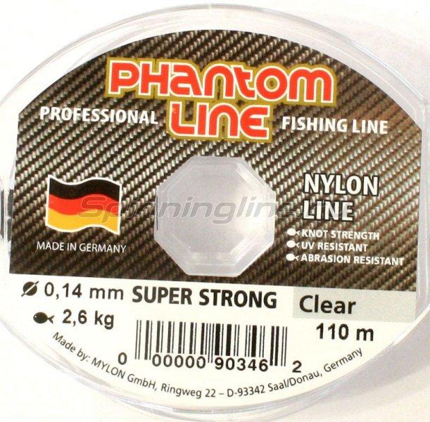 Леска Strong Clear 110м 0,33мм -  1