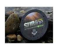Леска Korda Subline Ultra Tough Sinking Mono Green 1000м 0,30мм