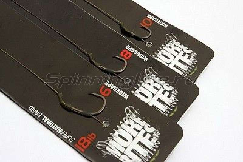 �������� ��������� Korda Supernatural with Wide Gape B- 6 18lb - ���������� 1