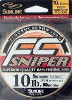 Флюорокарбон FC Sniper HG 150м 0,33мм